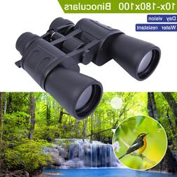 10 180x100 zoom telescope day night vision