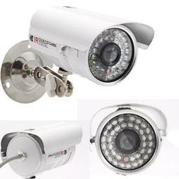 1000TVL HD Color Surveillance Dome CCTV Security Camera IR N