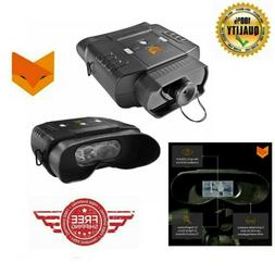 Nightfox 100V Digital Night Vision Infrared Binocular Zoom 3