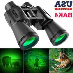 100X180 Binoculars With Day Night Vision BAK4 Prism High Pow