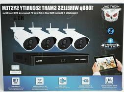 Night Owl 1080p 1TB Wireless Night Vision Indoor Outdoor Sec
