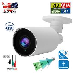 HD Outdoor Night Vision Parking Lot CCTV Security Camera Bul
