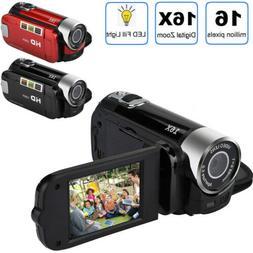 1080P Camcorder Digital Video Camera TFT 24MP 16x Zoom DV AV