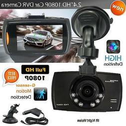 1080P HD Car DVR Dash Vehicle Camera Video Recorder Cam Nigh