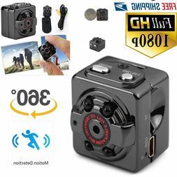 1080P HD Hidden Mini Security Motion cameras home Video Reco