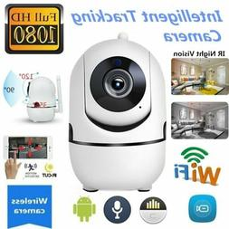 1080P HD Wifi Camera Motion Automatic Tracking Security Came
