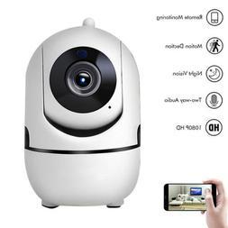 1080P HD WIFI P2P Wireless IP Camera IR Night Vision CCTV Ho