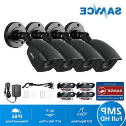 SANNCE 1080P In/Outdoor IR Night Vision CCTV Home Security 2