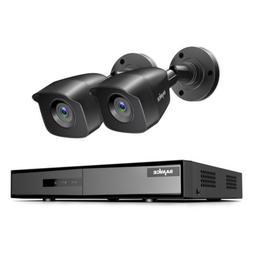 SANNCE 1080P Lite 4CH DVR 2MP Video Security Camera System C