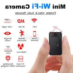 1080P Mini Camera DV Infrared Night Vision Motion Sensor Dig