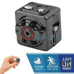 1080P Tiny invisible Camera HD Night Vision Motion Detection
