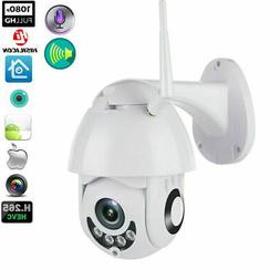 1080P WIFI IP Camera Wireless Outdoor CCTV HD Home Security
