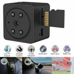 1080P WiFi Mini Hidden Night Vision Camera Wireless Digital