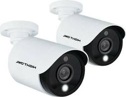 Night Owl 1080p Wired Motion Activated Add-On Security Camer