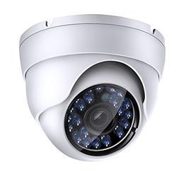 1200tvl CCTV Dome Security Camera, Day Night Vision 24 Ir LE