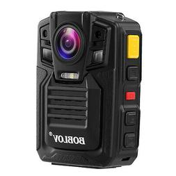 BOBLOV 1296P Body Wearable Camera Support Memory Expand Max
