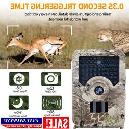 12MPHD 1080PHunting Trail Camera Infrared Night Vision Wildl
