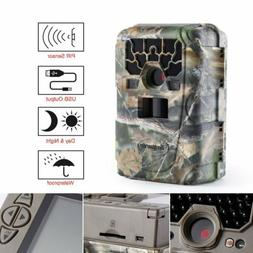 Bestguarder 12MP 1080P Infrared Night Vision Game & Trail Hu
