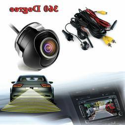 12v universal mini night vision 360 auto