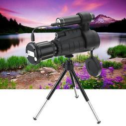 12X Night Vision Telescope Infrared IR HD Monocular w/Tripod