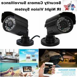 1300TVL HD Color Waterproof Outdoor CCTV Security Camera IR