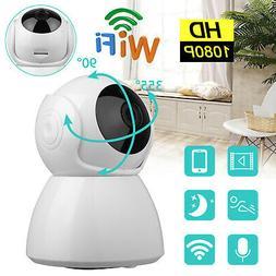 166° Smart WiFi Doorbell Wireless IR Video Camera Intercom
