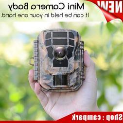 Campark 16MPHD Mini Wildlife Camera Video Game Scouting Hunt