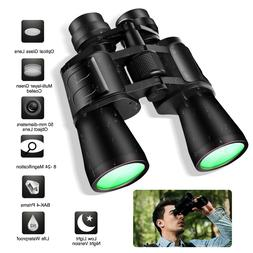 Day/Night 180x100 Military Zoom Powerful Binoculars Optics H