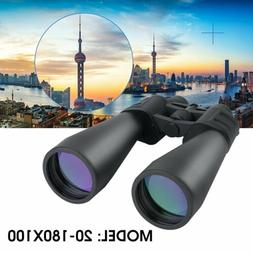 180x100 Zoom Day/Night Vision Outdoor HD Binoculars Hunting
