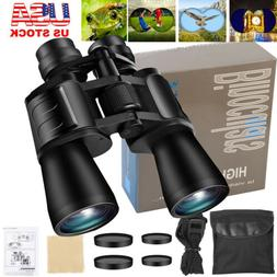 180x100 Zoom Day/Night Vision Outdoor HD Binoculars Hunting