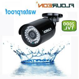1pcs 960P 2000TVL NTSC Waterproof Outdoor CCTV DVR Security