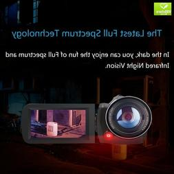 2017 wifi spectrum camcorder