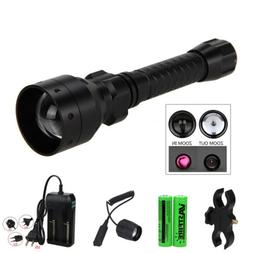 218Yard Night Vision IR Tactical Hunting Light Torch Coyote