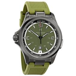 "Victorinox Men's 241595 ""Night Vision"" Stainless Steel Watch"