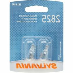 SYLVANIA 2825 Basic Miniature Bulb,