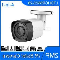 2MP 1080P HD CCTV Network Camera Night Vision HDCVI 2.8mm Le