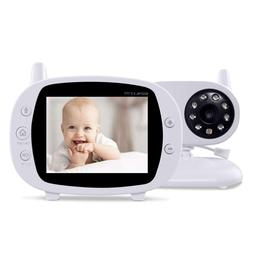 "3.5"" Video Baby Monitors with Camera Home Night Vision,ECO M"