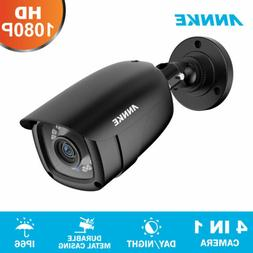 ANNKE 3.6mm 1080P HD 4IN1 Outdoor Security Surveillance CCTV