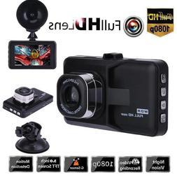3 Inch Full HD <font><b>1080P</b></font> Car Driving Recorde