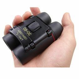 30X60 Mini Binoculars Telescope Day Night Vision for Travel