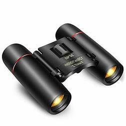 30x60 Small Compact Binoculars for Adults Kids, Mini Binocul