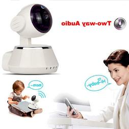 360 WIFI IP Camera Baby Monitor 720P Security Network CCTV N