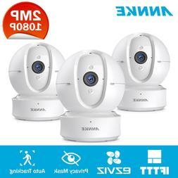 ANNKE 3x 1080P HD Video Security IP Wireless Camera Cloud fi