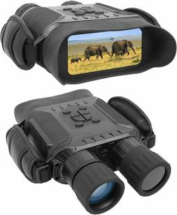 4.5X40mm Digital Night Vision Binocular with Time Lapse Func