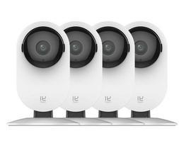 4 Home Camera Wireless Security Surveillance Night Vision Ho