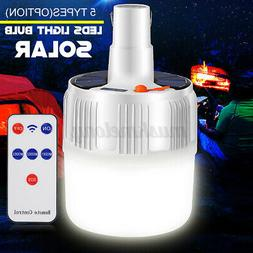 42 Solar LED Light Tent Bulb Lamp Outdoor Traveling Camp Fis