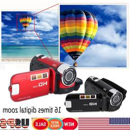 HD 270° Rotation Digital Camera 1080P 16X High Definition V