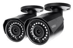 Lorex 4MP HD IP LNB4421W 2-Pack Bullet Camera with Color Nig