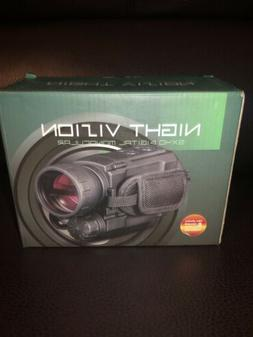 5MP 5x40 Digital Monocular Night Vision 200m Range Photos Vi