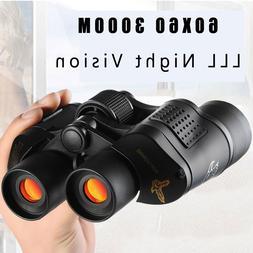 60x60 3000M HD Professional Hunting <font><b>Binoculars</b><